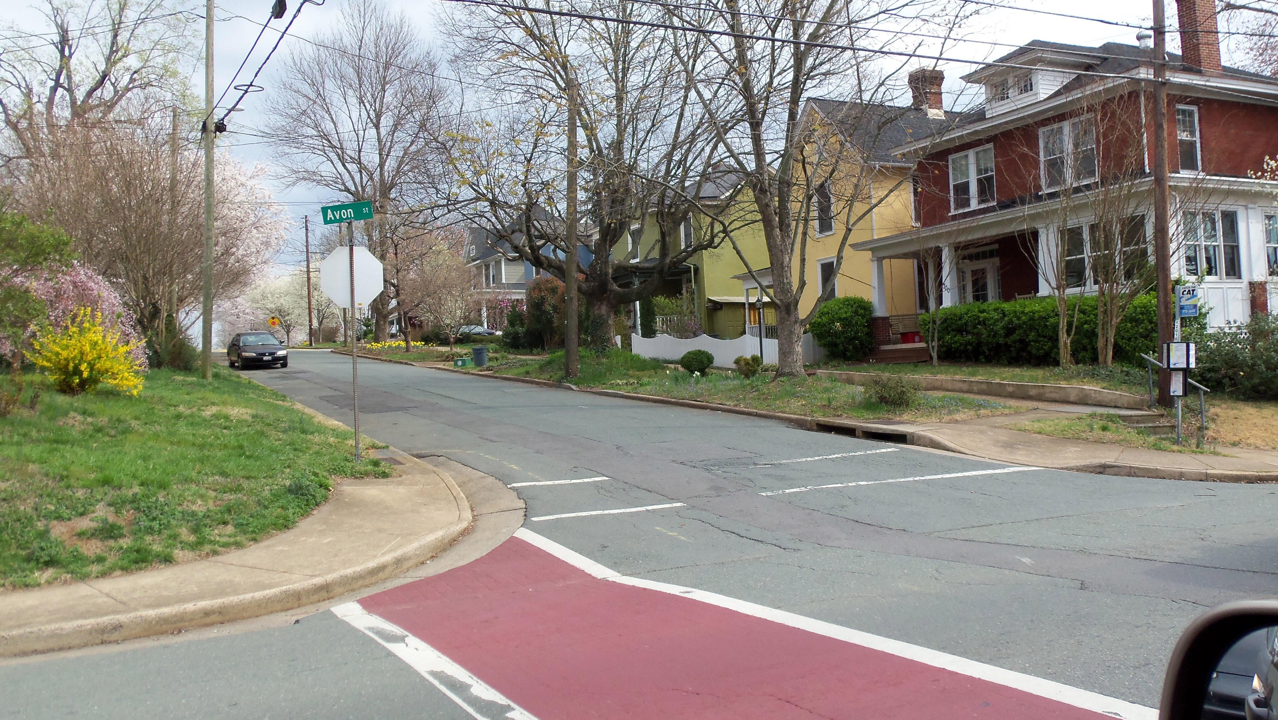 neighborhood find charlottesville