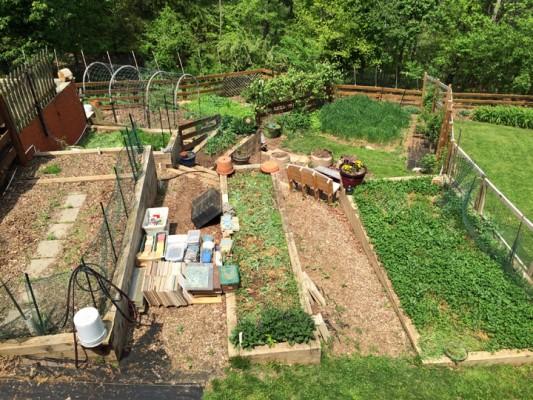 Preparing the charlottesville vegetable garden for winter - Prepare vegetable garden for winter ...