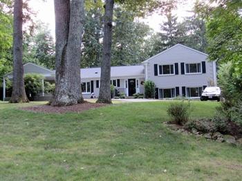 Living in Hessian Hills in Charlottesville VA